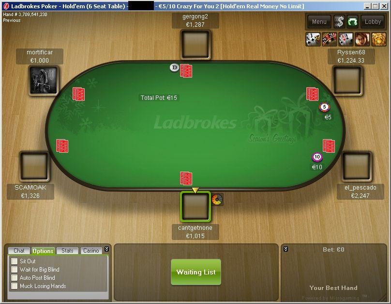microgaming poker skins