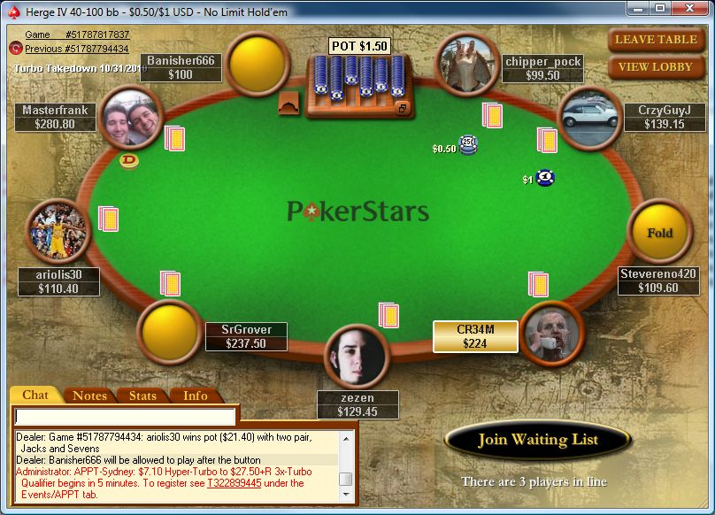 pokerstars echtgeld spiele download