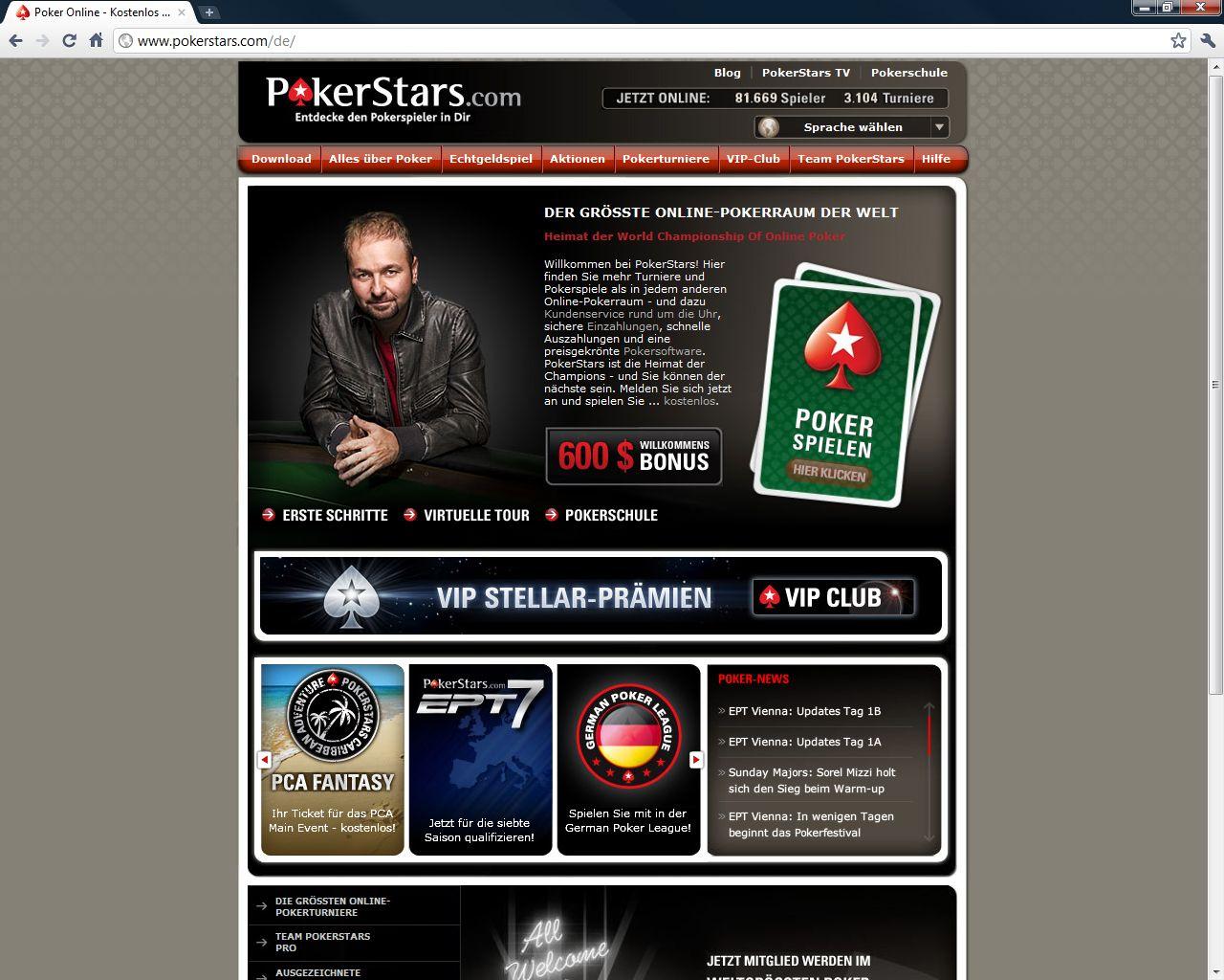 PokerStars 7