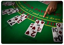 Live Atmosphäre im Blackjack Casino