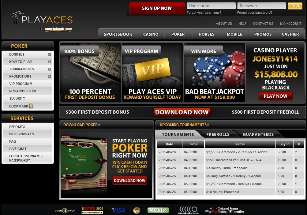 casino online poker gaming seite