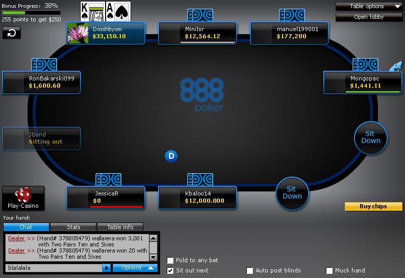 poker spieler zeichnen