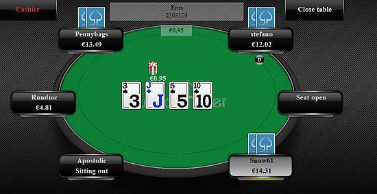 poker gut spielen